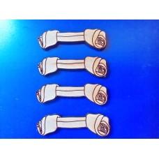 3mm MDF Dog Bones PK10